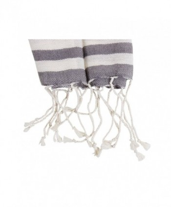 Cotton Scarf Stripped Design Fashion in Wraps & Pashminas