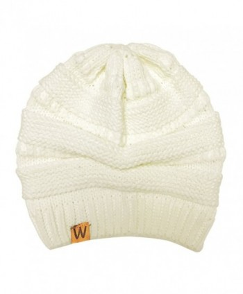 Wrapables Winter Knitted Infinity Beanie in Fashion Scarves