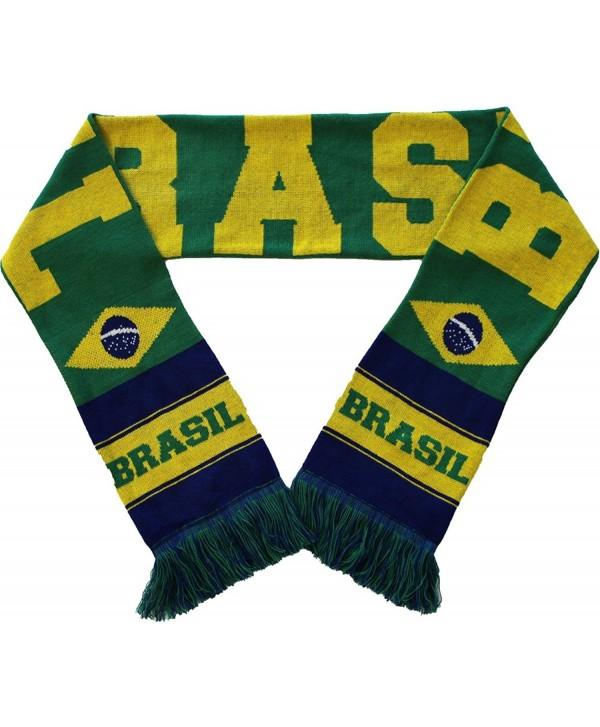 Brazil - Country Knit Scarf - C411L9GGQSL