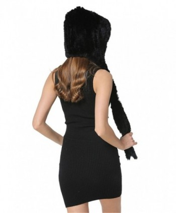 MEEFUR Knitted Earmuffs Scarves Onesize in Fashion Scarves