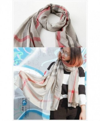 Cotton Scarf Lightweight Scarves Women in Cold Weather Scarves & Wraps