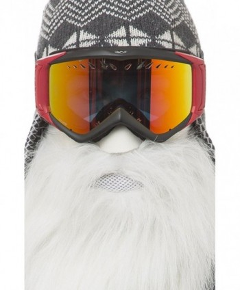 Beardski Merlin Face Mask White