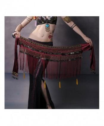 Pilot trade Womens National Tassel Scarfs in Fashion Scarves