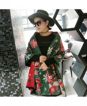 Fashion Scarves Snowflake Cashmere Pashmina