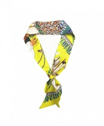 SilRiver Necktie Headbands Hairbands Accessories in Fashion Scarves