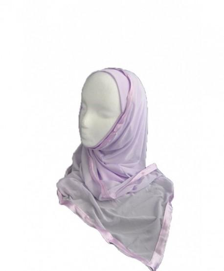 Lavender 1 Piece Mona Hijab - CE117L7NAXP