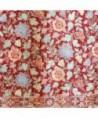 NOVICA Batik Shawl Floral Garden in Wraps & Pashminas