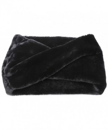 Vogueearth Material Choose Winter Black in Cold Weather Scarves & Wraps