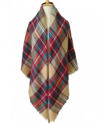 Blanket Winter Tassels Fashion Scarves