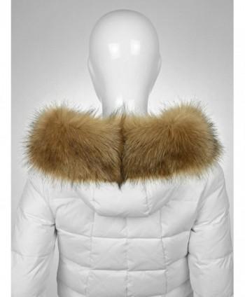 Futrzane Winter Jacket Collar Shawl