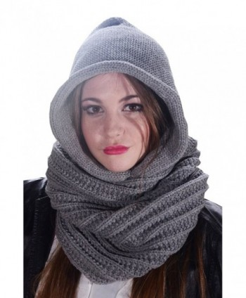 Angela William Unisex Handmade Pullover in Cold Weather Scarves & Wraps