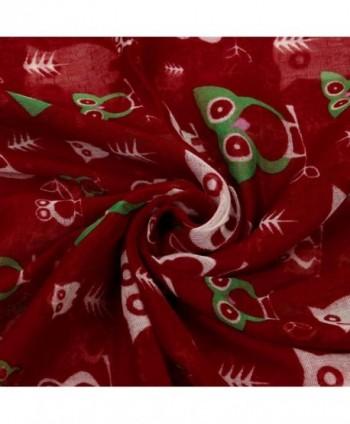 Kanzd Fashion Christmas Printed Scarves