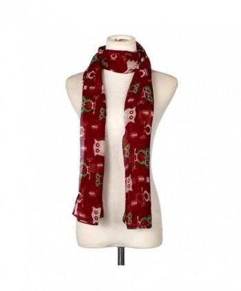 Kanzd Fashion Christmas Printed Scarves in Fashion Scarves
