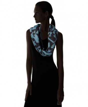 Dakine Womens Ginger Scarf Black in Fashion Scarves