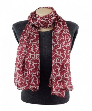 Smooth Lightweight Polyester Fashion MIMOSITO in Fashion Scarves