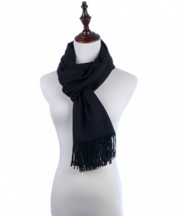 Versatile Oversized Cashmere Blanket Tassels in Fashion Scarves