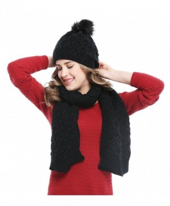 Bellady Womens Knitted Double Layers