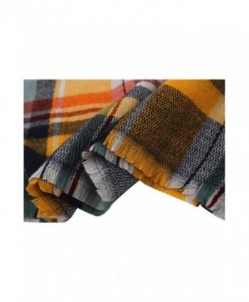 VamJump Winter Tartan Blanket Scarves in Fashion Scarves