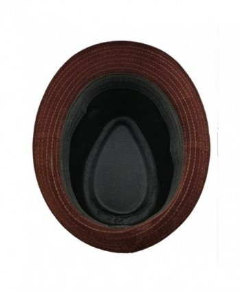 List Mens Velvet Fedora Selections in Men's Fedoras