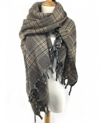 MeliMe Blanket Winter Scarves Oversize in Fashion Scarves