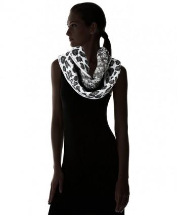 Betsey Johnson Womens Infinity Muffler in Fashion Scarves