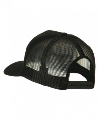 Round Marine Corps Patched Mesh in Men's Baseball Caps