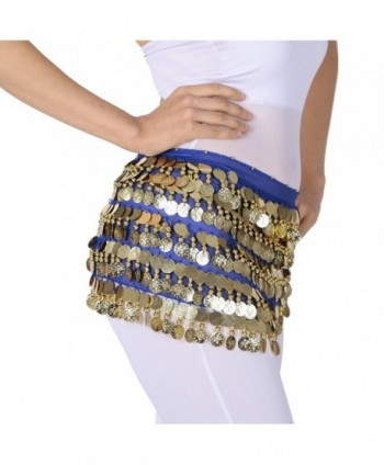 ZLTdream Belly Dance Scarf Chiffon in Fashion Scarves