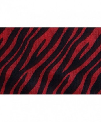Womens Zebra Print Fashion Pashmina