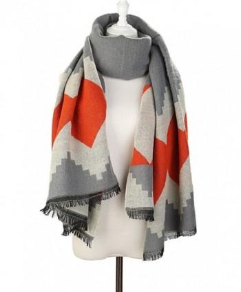 UTOVME Womens Fashion Cashmere Pashmina in Wraps & Pashminas