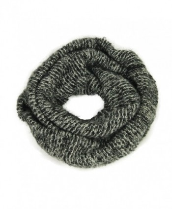 Knitted Infinity Winter Fashion Scarves