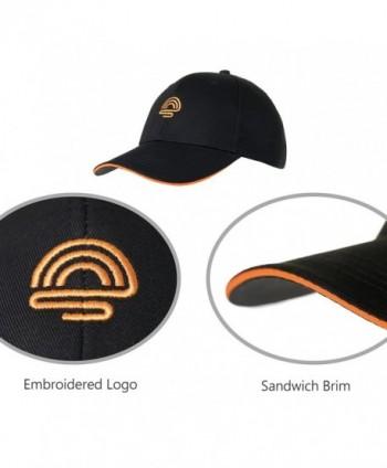 sunpirit Embroidered Baseball Adjustable Buckle in Men's Baseball Caps