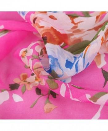 MissShorthair Fashion Multicolor Chiffon infinity