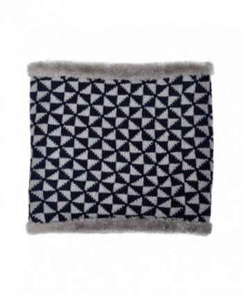 Shokim Infinity Circle Lining Knitted