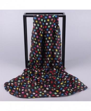 Tuscom Fashion Ladies Chiffon Scarves