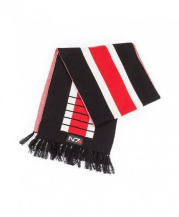 N7 ARMOUR STRIPE SCARF MASS EFFECT - CG12ODK5G00