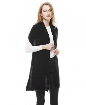 Womens Winter Thick Cable Knit Chunky Warm Long Scarf Wrap Shawl Neck Warmer - Black - CK127YTCMM5