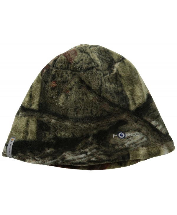 Carhartt Men's Force Swifton Camo Hat - Mossy Oak - C611KD45OB5