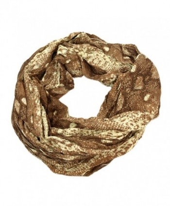 Premium Exotic Snake Animal Print in Fashion Scarves
