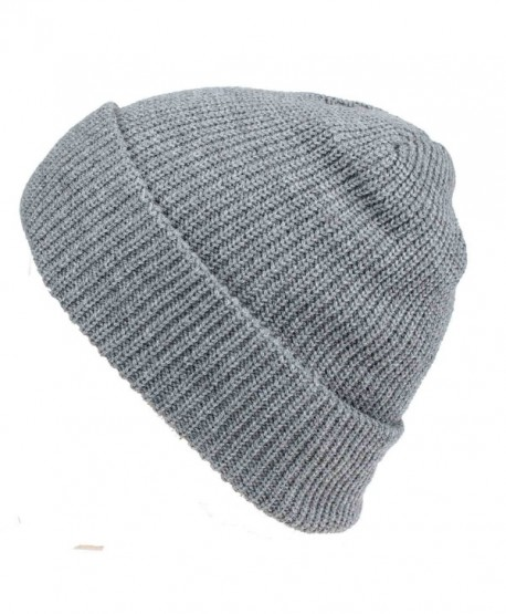 8407dbc4c68b1 JAKY Global Unisex Thick Cable Knit Beanie Hat Winter Cap Skull Windproof  For Men   Women