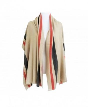 Fashion 21 Womens Luxury Striped in Fashion Scarves