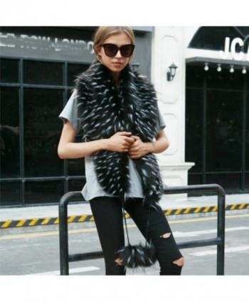 SUKEQ Womens Elegant Charming Scarves in Wraps & Pashminas