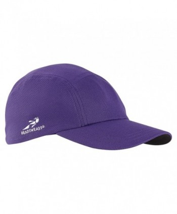 Headsweats HDSW01 Race Hat - Sport Purple - CD11ZS8NJG3
