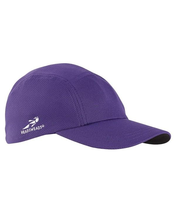 Headsweats HDSW01 Race Hat - Sport Purple - CD11ZS8NJG3