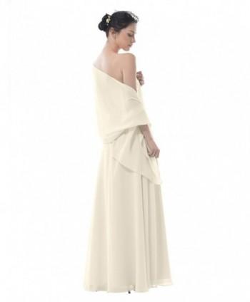 Topwedding Chiffon Wedding Evening Scarves