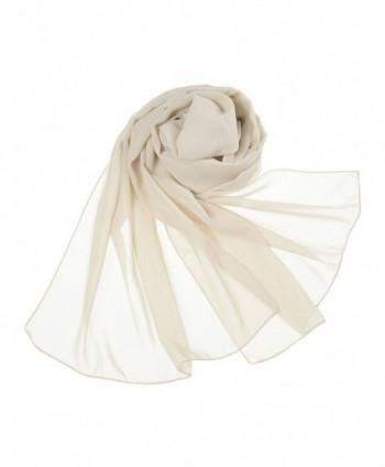 Topwedding Chiffon Wedding Evening Scarves in Fashion Scarves