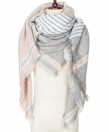 RACHAPE Winter Blanket Scarf Fashion in Cold Weather Scarves & Wraps