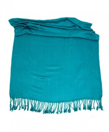 Love Lakeside Large Silky Pashmina Colors in Wraps & Pashminas