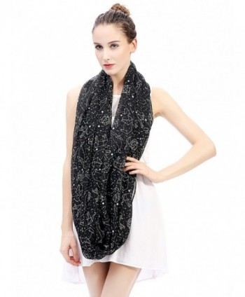 Lina Lily Constellation Infinity Lightweight in Fashion Scarves