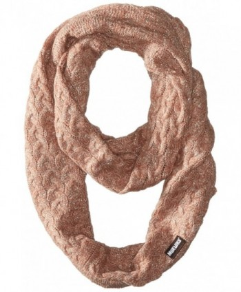 Muk Luks Women's Hollywood Eternity Scarf - Pink - CG125UF0PV5