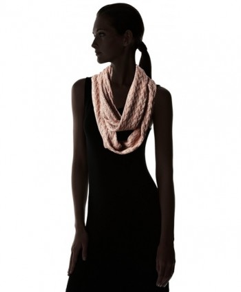 Luks Womens Hollywood Eternity Scarf in Cold Weather Scarves & Wraps